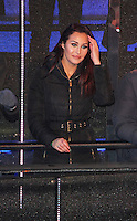 Chloe Goodman, Celebrity Big Brother: Winter 2015 - Eviction 6, Elstree Studios, Elstree UK, 04 February 2015, Photo By Brett D. Cove
