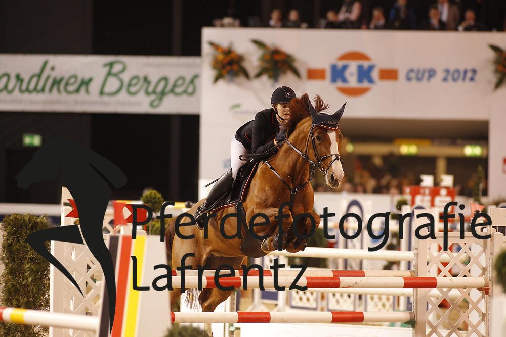SULZ Denise, Flotte Deern<br /> Münster K+K Cup - 2012<br /> (c) www.sportfotos-Lafrentz. de/Stefan Lafrentz