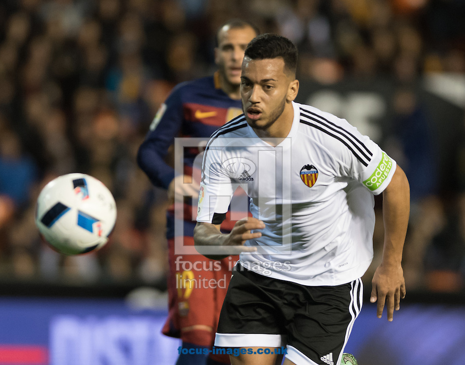 Ruben Vezo of Valencia Club de F&uacute;tbol during the Copa Del Rey match at Mestalla, Valencia<br /> Picture by Maria Jose Segovia/Focus Images Ltd +34 660052291<br /> 10/02/2016
