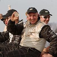 21 Jan. Huldiging Dakar 2007