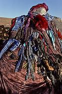 Mongolia. ovo, animist monument in Eej Had