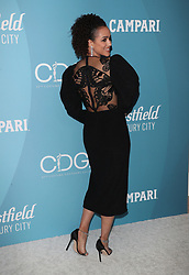 22nd Costume Designers Guild Awards - Los Angeles. 28 Jan 2020 Pictured: Nathalie Emmanuel. Photo credit: Jen Lowery / MEGA TheMegaAgency.com +1 888 505 6342
