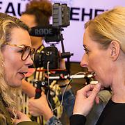 NLD/Amsterdam/20180212 - Lancering Linda 163 + #Beautygeheim, Jildou van der Bijl en Plien van Bennekom