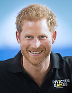 Prince Harry Attends Invictus Games Training2