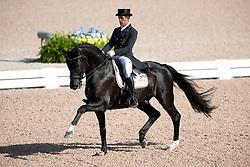 Jurado Lopez Severo Jesus, ESP, Deep Impact 3<br /> World Equestrian Games - Tryon 2018<br /> © Hippo Foto - Sharon Vandeput<br /> 13/09/2018