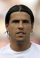 Fotball<br /> Tsjekkia<br /> 03.06.2006<br /> Foto: imago/Digitalsport<br /> NORWAY ONLY<br /> <br /> Milan Baros (Tschechien)