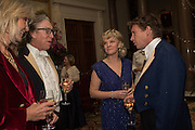THE COUNTESS OF MARCH,  Charlton Hunt Ball at Goodwood House.  6 February 2016