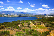 Scenic Cachuma Lake in Santa Barbara County