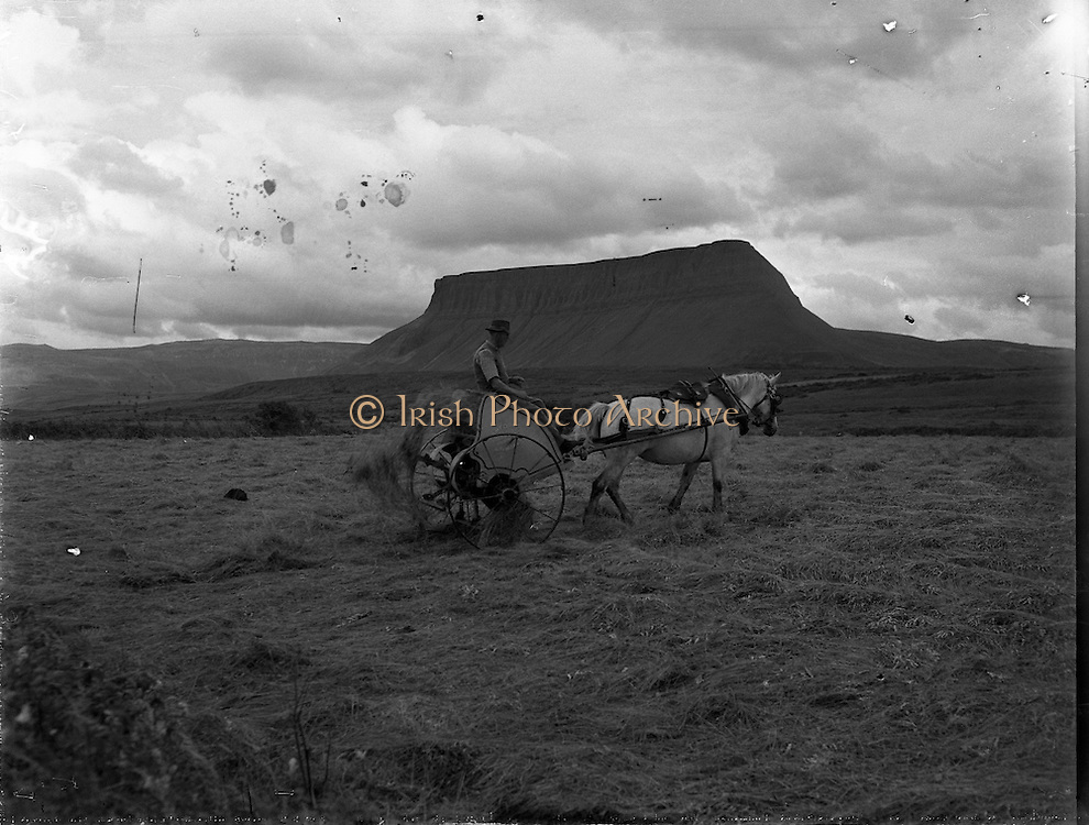 Views - Ben Bulben, Co. Sligo <br />