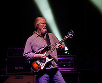 Jimmy Herring of Widespread Panic performs at the Wiltern Theatre on July 12, 2011 in Los Angeles, CA.