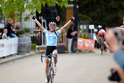 Kasia Niewiadoma (Rabo Liv) wins at the 119 km Stage 6 of the Boels Ladies Tour 2016 on 4th September 2016 from Bunde to Valkenburg, Netherlands. (Photo by Sean Robinson/Velofocus).