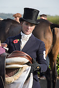 RACHAEL HARDING, Side-Saddle Dash, Southern Spinal Injuries Trust charity Day. Wincanotn. 25 October 2015.