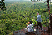 Turtle Mountain<br /> Iwokrama Forest Reserve<br /> GUYANA<br /> South America