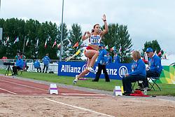 LANGNER Marta, 2014 IPC European Athletics Championships, Swansea, Wales, United Kingdom