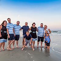 Leah Rigsby Family Portraits, Garden City Beach, SC