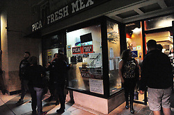In a welcome scene near the Maya Theater in Oldtown Salinas on Saturday night, an energetic crowd of young music fans jammed the Pica Fresh Mex restaurant for a five-band show. Metal headliners Vianna from Salinas brought together like-minded Asterion and A Breed Extinct, also from Salinas, adding Windows of Lucidity from Monterey and duo Monroe & Julia to the mix. Well aware of the dearth of approved performance spaces in the city, organizers were scrupulous about maintaining a low profile, and through social media drew fans whose responsible attitude toward the community contributed to the success of the all-ages show.
