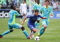 Seattle Sounders v Chelsea