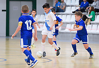 26-04-2018 Santander<br /> Federacion Cantabra Futbol <br /> campeonato espa&ntilde;a alevin futbol sala mixto<br /> Galicia vs Aragon<br /> <br /> Fotos: Juan Manuel Serrano Arce