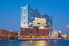 Elbphilharmonie; New Opera House in Hamburg