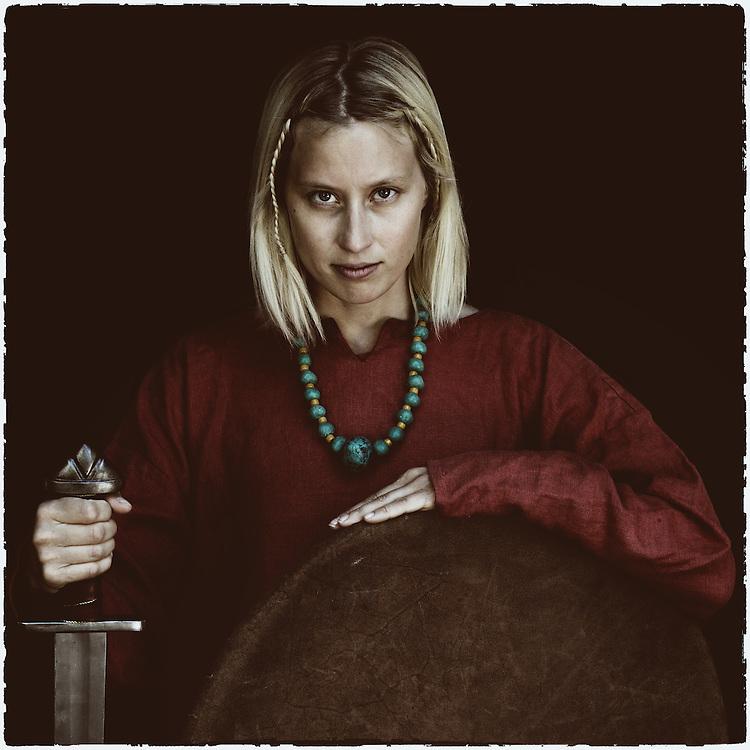 Karolina, Vikings, 2016.