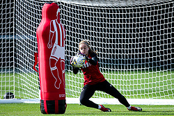 Sophie Baggaley of Bristol City Women during training at Failand - Mandatory by-line: Robbie Stephenson/JMP - 26/09/2019 - FOOTBALL - Failand Training Ground - Bristol, England - Bristol City Women Training