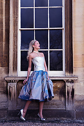 Rio, La Moda Models, Prestwold Hall, Leicestershire. Gown: Beyond Burlesque Jewels: Jacq Brill at Beloved Vintage Bridal MUAH: Lucy
