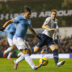 Spurs v Manchester City | Premiership | 29 January 2014