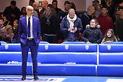 Vitucci Francesco Frank<br /> Happycasa Brindisi - Vanoli Cremona<br /> Legabasket serieA  2018-2019<br /> Brindisi ,26/12/2018<br /> Foto Ciamillo-Castoria / M.Longo