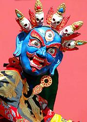 Celebração do Losa, o Ano-novo Budista 2.962 a partir do nascimento de Buda. Comandada pelo lama Chagdug Tulku Rinpoche, o templo de Três Coroas recebeu caravanas de brasileiros e extrangeiros para um dos ritos mais entusiasmados do Budismo. FOTO: Jefferson Bernardes / Preview.com