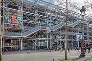 Centre national d'art et de culture Georges Pompidou // Georges Pompidou cultural and art center