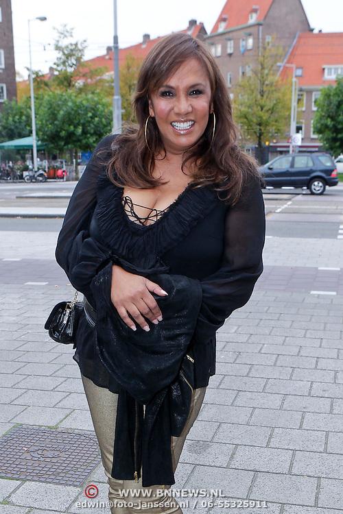 NLD/Amsterdam/20110925 - Benefietavond Red Sun Stichting Stop Kindermisbruik, Patty Brard