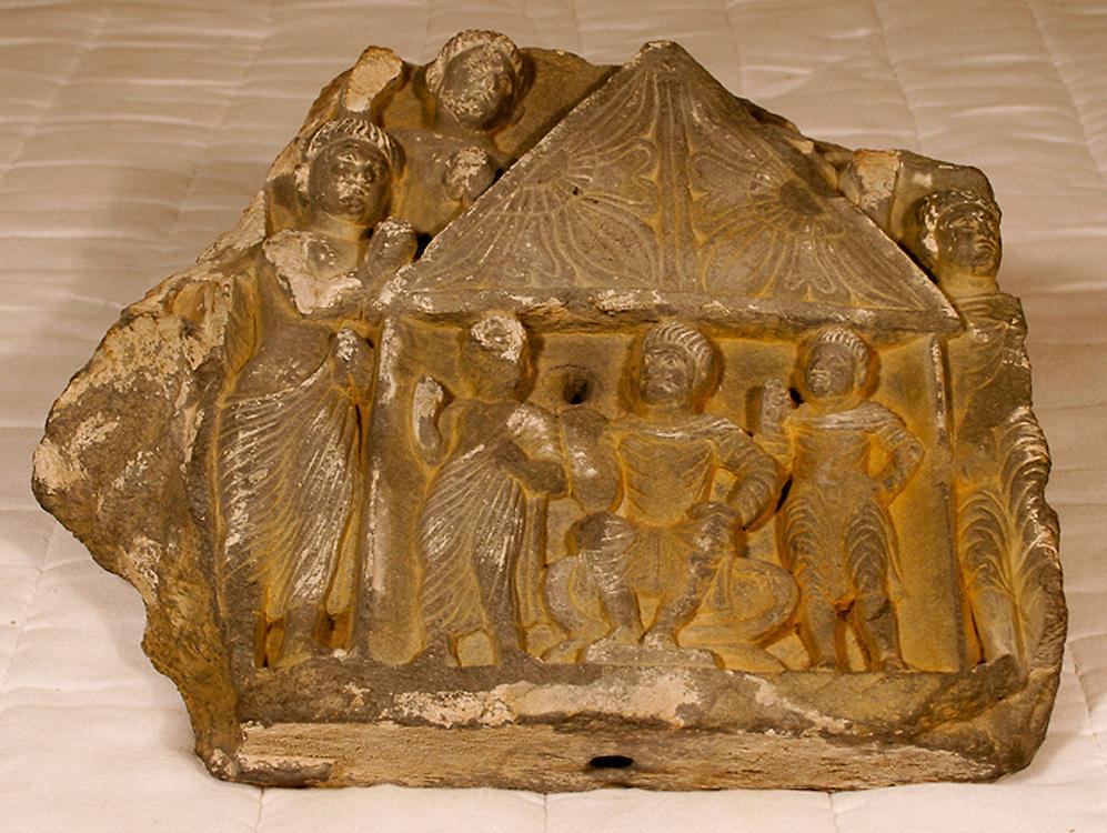 Gandhara Relief