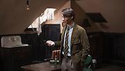 The Wife - Production &amp; Publicity Stills <br /> 31.10.16. CS 1 - Sc 21- JOE AND JOANS ROOM<br /> Young Joe and Young Joan arrive at their room<br /> <br /> PRODUCTION OFFICE<br /> Suite 6, 1st Floor, Alexander Stephen House, 91 Holmfauld Rd, Glasgow, G51 4RY<br /> Tel: 0141 428 3776<br /> <br /> credit Graeme Hunter Pictures,<br /> Sunnybank Cottages.  117 Waterside Rd, Carmunnock, Glasgow. U.K.  G76 9DU. <br />  t.  01416444564 <br /> m. 07811946280 <br /> e.  graemehunter@mac.com&quot;