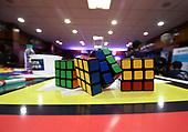 24.03.2018, Kolkata : Red Bull Rubik's Cube World Championship
