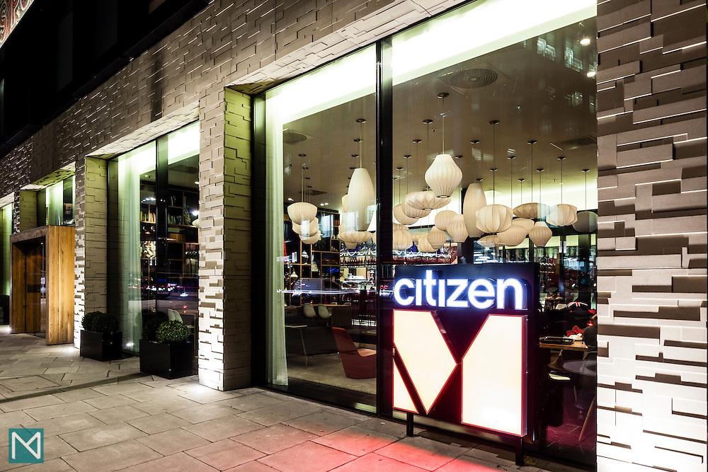 CitizenM London Bankside hotel for HotelTonight
