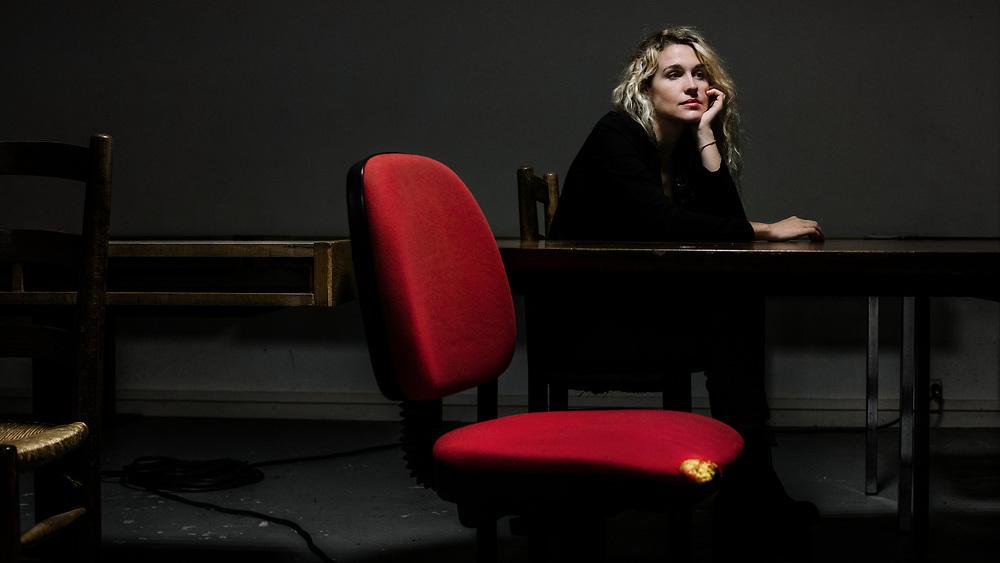 Konstantina Kotzamani, scénariste, Réalisatrice, FIFAM 2016