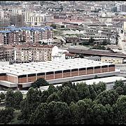 Reportage fotografico aereo di bassa quota per l'importante progetto di trasformazione urbana Variante n. 200 al P.R.G. inerente la Linea 2 Metropolitana e Quadrante Nord-Est di Torino: Barriera di Milano, Rebaudengo, Falchera, Regio Parco, Barca e Bertolla.