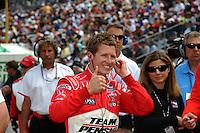 Ryan Briscoe, Indianapolis 500, Indianapolis Motor Speedway, Indianapolis, IN  USA  5/24/08