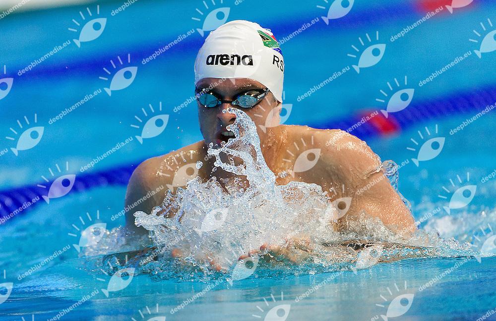 SWEENEY Ayrton South Africa RSA<br /> 200 breaststroke men<br /> 27th Summer Universiade <br /> 5 - 17 July 2013 Kazan Tatarstan Russia<br /> Day 08 Swimming heats<br /> Photo G. Scala/Insidefoto/Deepbluemedia.eu