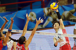 Japan Miyu Nagaoka spikes