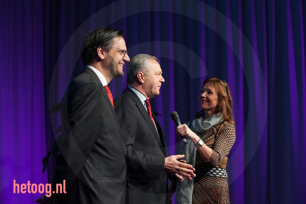 Nederland, Zwolle 27nov2014  Nationaal Congres Beheer Openbare Ruimte 2014  georganiseerd door CROW.nl