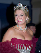 "PRINCESS MAXIMA.Wedding of HRH the Hereditary Grand Duke and Countess Stéphanie de Lannoy.Gala Dinner at the Grand-Ducal Palace, Luxembourg_19-10-2012.Mandatory credit photo: ©Dias/NEWSPIX INTERNATIONAL..(Failure to credit will incur a surcharge of 100% of reproduction fees)..                **ALL FEES PAYABLE TO: ""NEWSPIX INTERNATIONAL""**..IMMEDIATE CONFIRMATION OF USAGE REQUIRED:.Newspix International, 31 Chinnery Hill, Bishop's Stortford, ENGLAND CM23 3PS.Tel:+441279 324672  ; Fax: +441279656877.Mobile:  07775681153.e-mail: info@newspixinternational.co.uk"