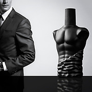 Advertisement photography for Catsuit Mens Cologne