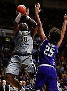 NCAA Basketball - Purdue Boilermakers vs Northwestern Wildcats - West Lafayette, IN