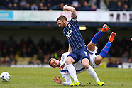 Southend United v Gillingham 19/03/2016