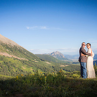 Crested Butte Alpine Elopement