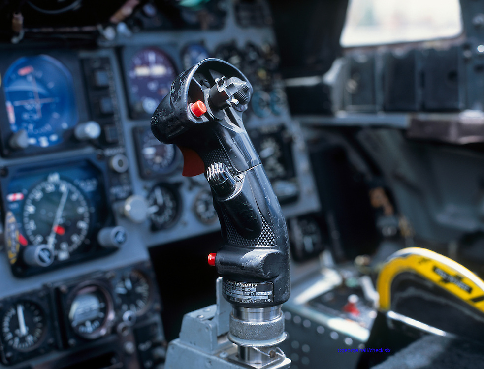 F-15 Eagle Cockpit Stick