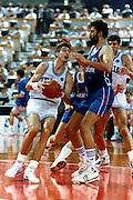 Europei Roma 1991<br /> Finale Italia vs Jugoslavia<br /> Riccardo Pittis<br /> Foto: Fabio Ramani