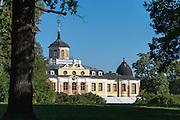 Park und Schloss Belvedere, Weimar, Thüringen, Deutschland   park and palace Belvedere, Weimar, Thuringia, Germany