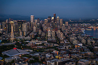 Quintessential Seattle Skyline